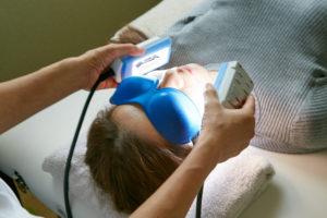 キセノン光線療法